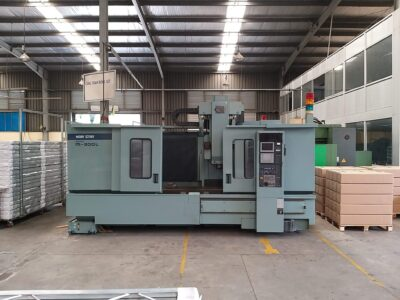 Máy CNC hoàn toàn tự động, giảm thiểu được nhân công trong quá trình sản xuất